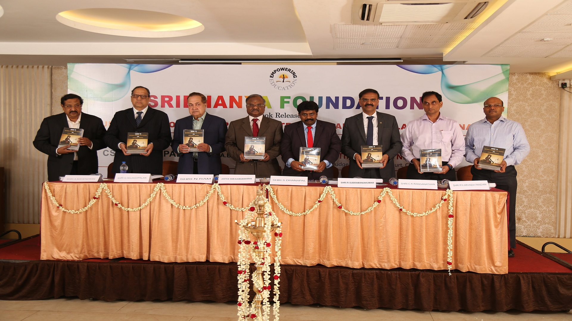 NCLT Book Release